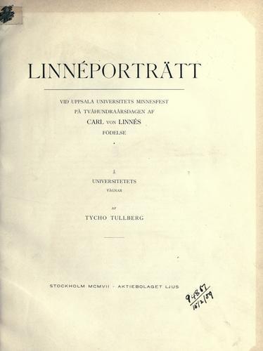 Download Linnéporträtt