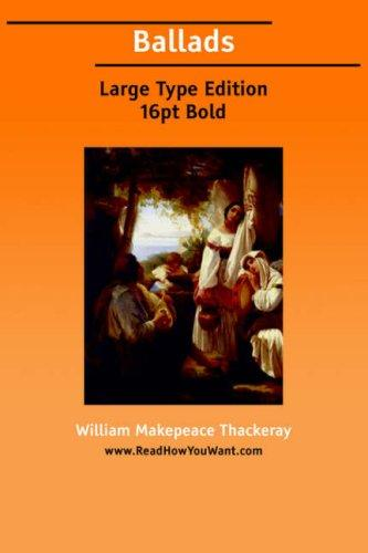 Download Ballads (Large Print)
