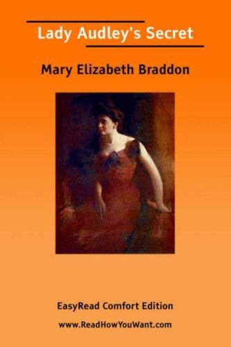 Lady Audley\'s Secret EasyRead Comfort Edition