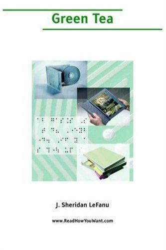 Green Tea (Large Print)