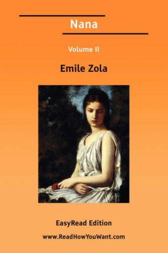 Download Nana Volume II EasyRead Edition
