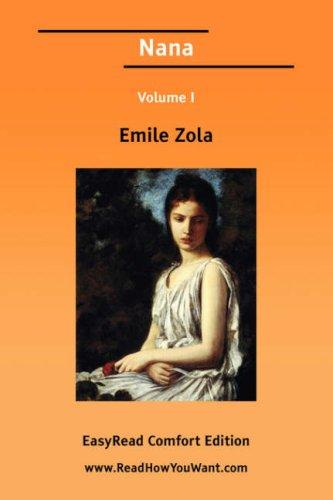 Download Nana Volume I EasyRead Comfort Edition