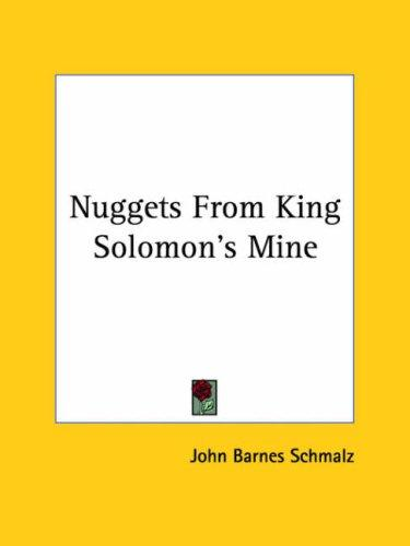 Download Nuggets from King Solomon's Mine