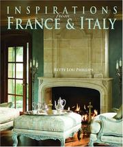 Inspirations From France And Italy PDF Download