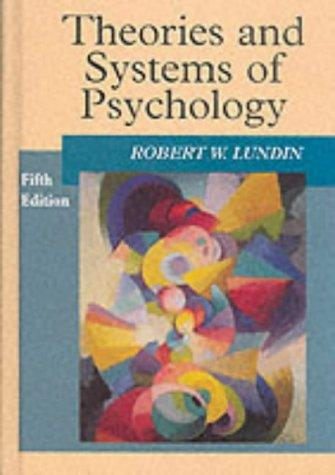 Download Theories and systems of psychology