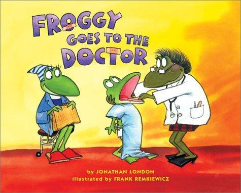Download Froggy goes to the doctor