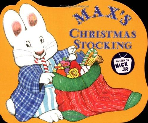 Download Max's Christmas Stocking (Max Board Books)