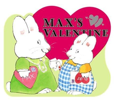 Download Max's Valentine (Max Board Books)