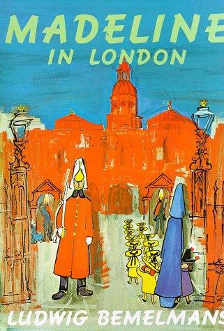 Download Madeline in London (Viking Kestrel Picture Books)