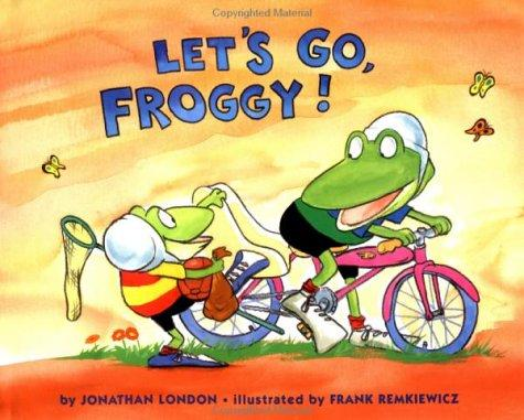 Download Let's go, Froggy!