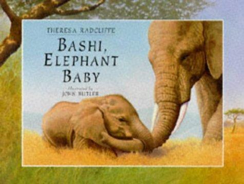 Bashi, elephant baby