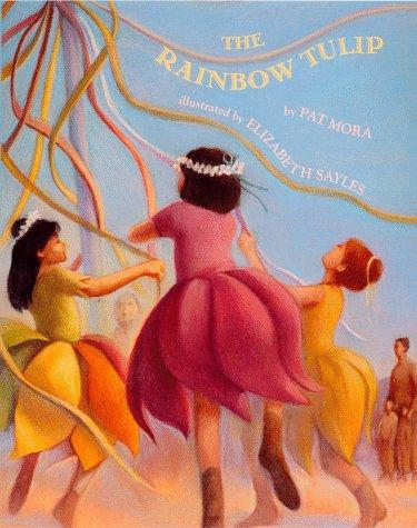 Download The rainbow tulip