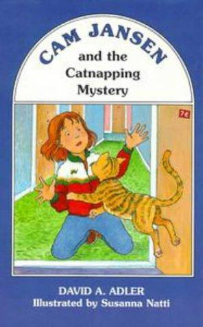 Download Cam Jansen and the catnapping mystery