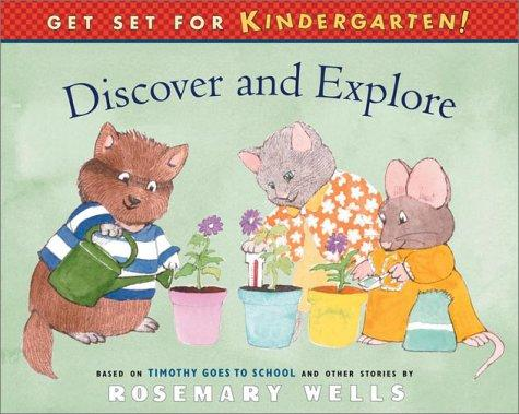 Download Discover and Explore (Get Set for Kindergarten)