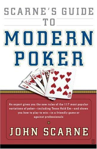 Download Scarne's Guide to Modern Poker