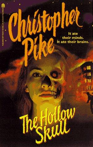 The hollow skull by Christopher Pike