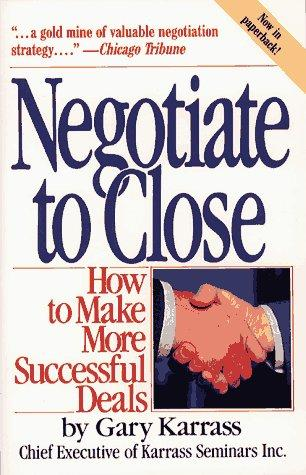 Download Negotiate to Close