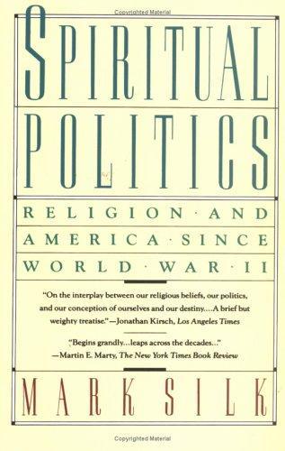 Download Spiritual politics