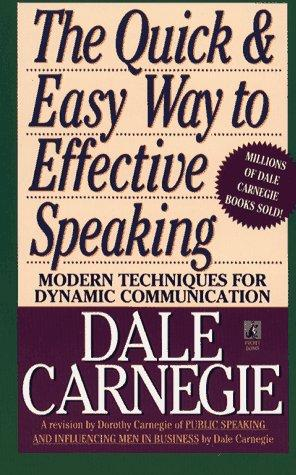 Download The Quick and Easy Way to Effective Speaking