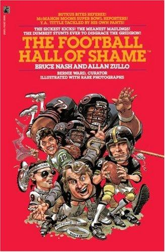 Football Hall of Shame
