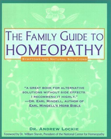 Download Family Guide to Homeopathy