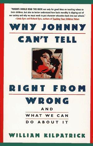 Download Why Johnny Can't Tell Right from Wrong