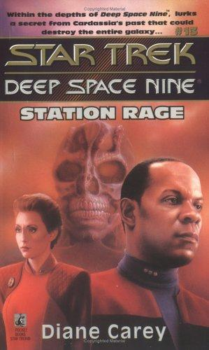 Station Rage by Diane Carey