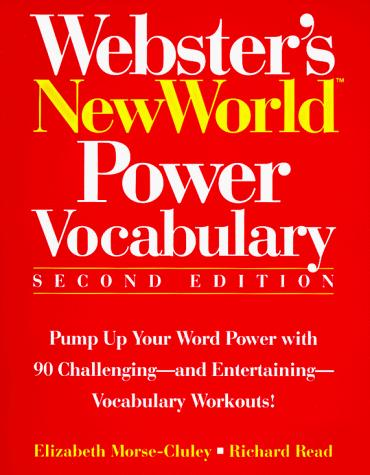 Download Webster's New World power vocabulary