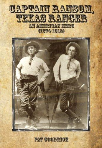 Captain Ransom, Texas Ranger