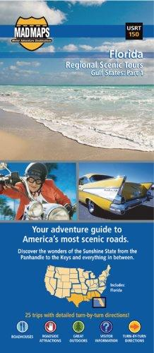 Download U.S. Regional Touring Map: Gulf States