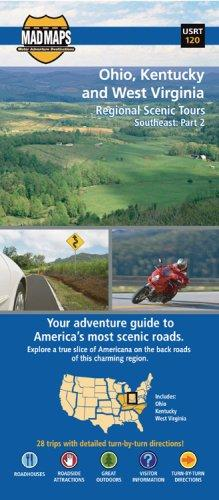 Download U.S. Regional Touring Map: Southeast