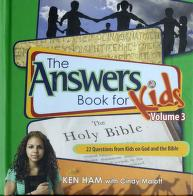 Cover of: 22 questions from kids on God and the Bible   Ken Ham