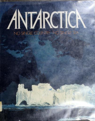 Antarctica by C. Bond