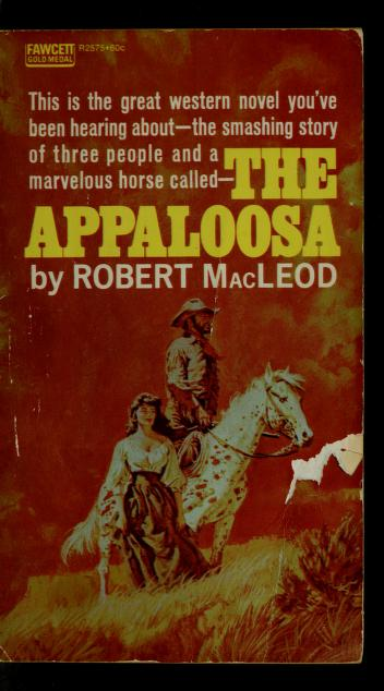 Cover of: The Appaloosa by Marlon Brando