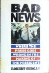 Cover of: Bad news