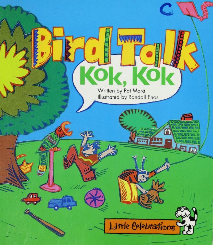 Bird Talk by Pat Mora