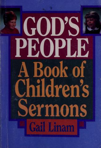 Cover of: God's people | Gail Linam