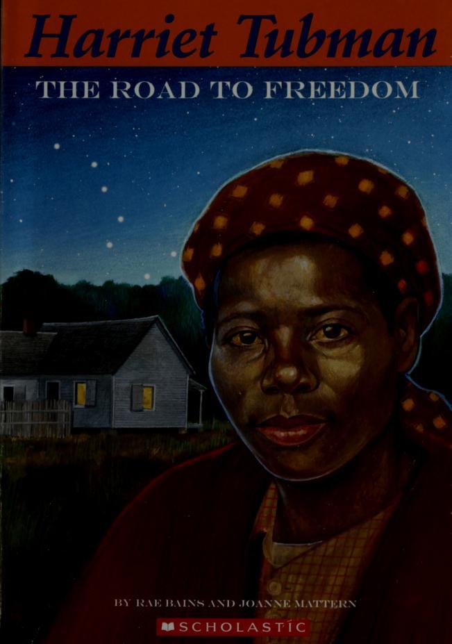 Harriet Tubman by Rae Bains
