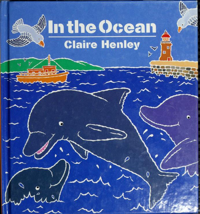 In the ocean by Claire Henley