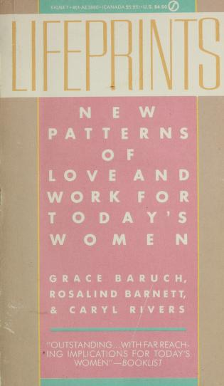 Life Prints by Grace Baruch, Barnbet, Rivers