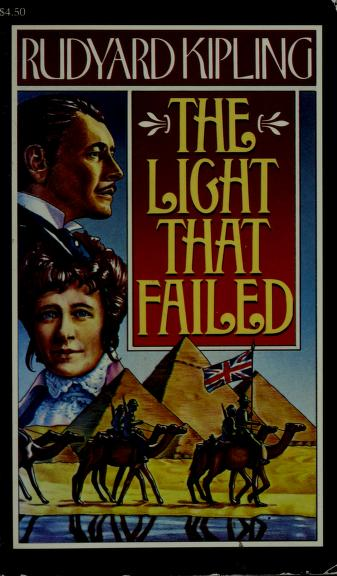 Cover of: The Light That Failed | Rudyard Kipling
