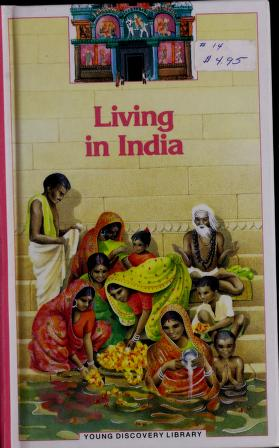 Cover of: Living in India | Anne Singh