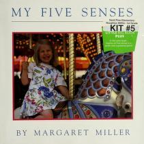 Cover of: My five senses | Margaret Miller