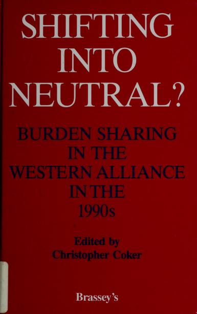 Shifting into Neutral by Christopher Coker