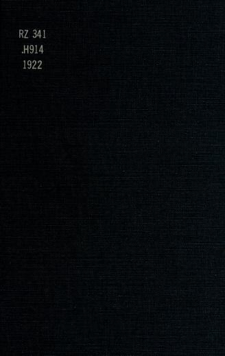 A text book of the principles of osteopathy by Guy Dudley Hulett