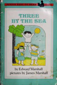 Cover of: Three By The Sea Promo | James Marshall
