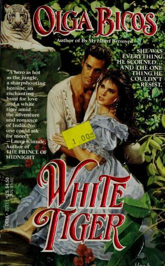 Cover of: White Tiger | Olga Gonzalez-Bicos