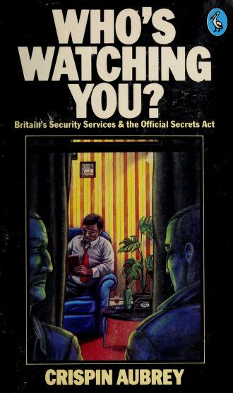 Cover of: Who's watching you? | Crispin Aubrey
