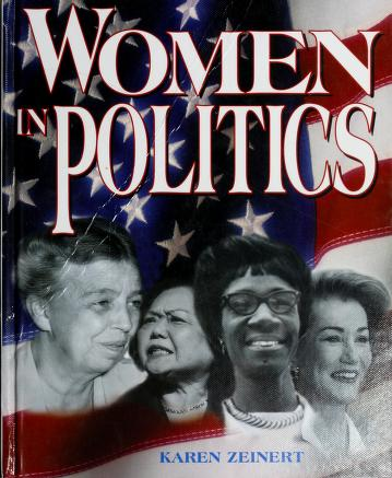 Cover of: Women in politics | Karen Zeinert
