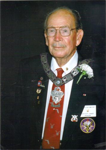 Photo of Hal Arthur Lamar